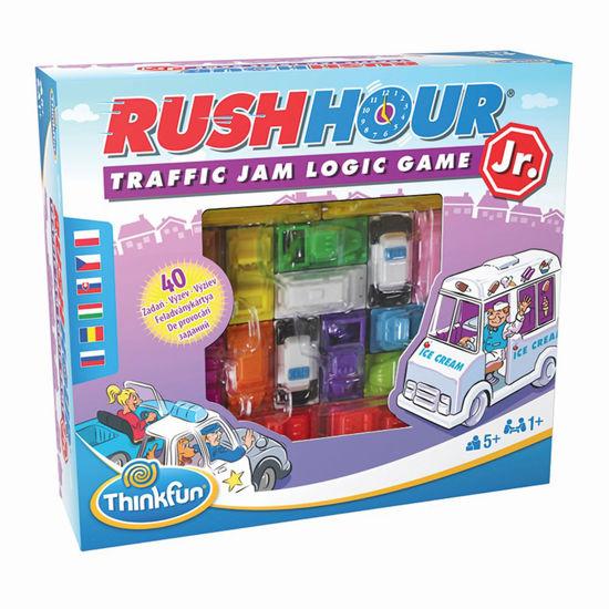 Obrázek z ThinkFun Rush Hour Junior hra