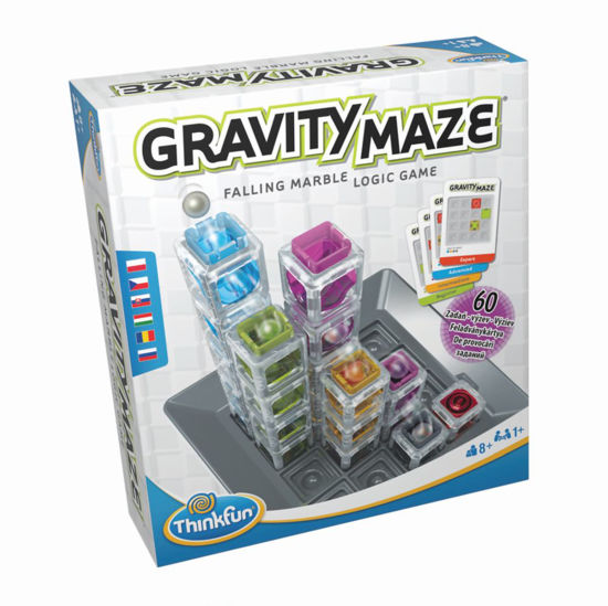 Obrázek z ThinkFun Gravity Maze hra