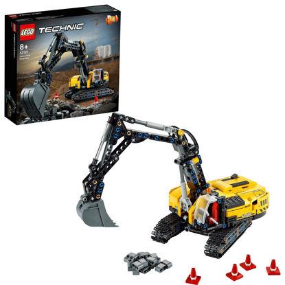 Obrázek LEGO Technic 42121 Těžkotonážní bagr