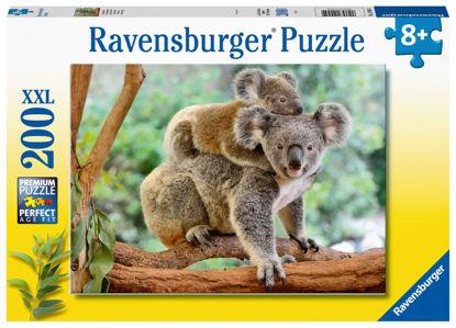 Obrázek Puzzle Koalí rodina 200 dílků