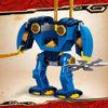 Obrázek z LEGO Ninjago 71740 Jayův elektrorobot