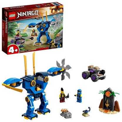 Obrázek LEGO Ninjago 71740 Jayův elektrorobot