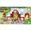 Obrázek z LEGO Duplo 10952 Stodola, traktor a zvířátka z farmy