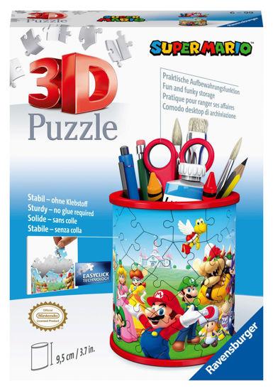 Obrázek z Stojan na tužky Super Mario 54 dílků