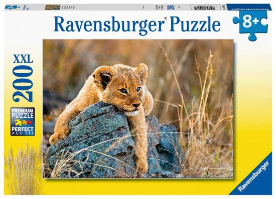 Obrázek z Malý lev puzzle 200 XXL dílků