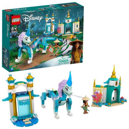 Obrázek LEGO Disney Princess 43184 Raya a drak Sisu