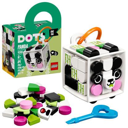 Obrázek LEGO DOTS 41930 Ozdoba na tašku – panda