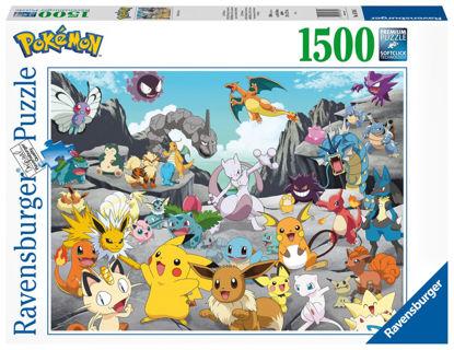 Obrázek Pokémon puzzle 1500 dílků