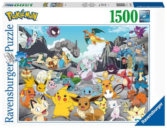 Obrázek z Pokémon puzzle 1500 dílků