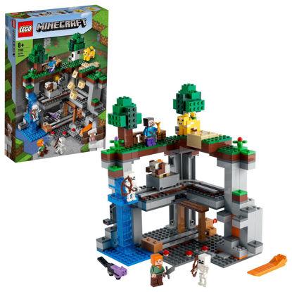 Obrázek LEGO Minecraft 21169 První dobrodružství