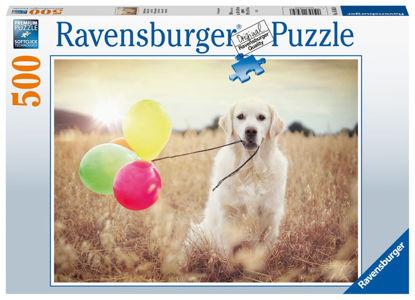 Obrázek Pes puzzle 500 dílků