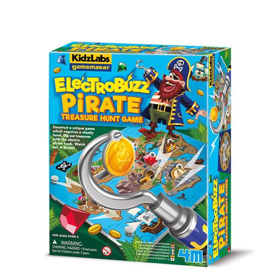 Obrázek z KidzLabs Pirátská hra