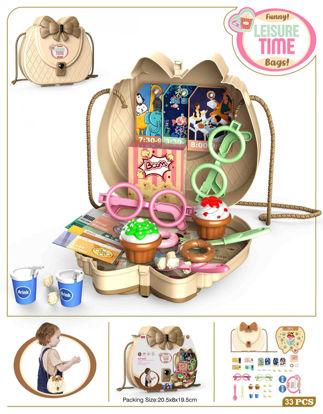 Obrázek Piknik dětský set - kabelka