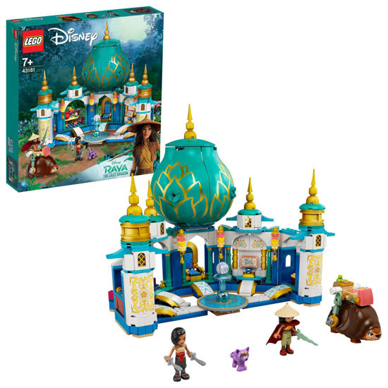 Obrázek z LEGO Disney Princess 43181 Raya a Palác srdce