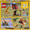 Obrázek z LEGO Creator 31116 Safari domek na stromě