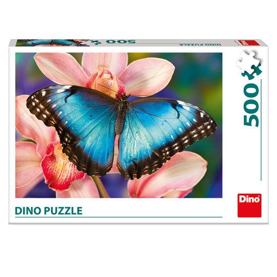 Obrázek z MOTÝL 500 Puzzle