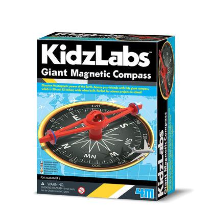 Obrázek KidzLabs Obří magnetický kompas