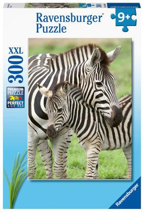 Obrázek Puzzle Oblíbené zebry 300 dílků