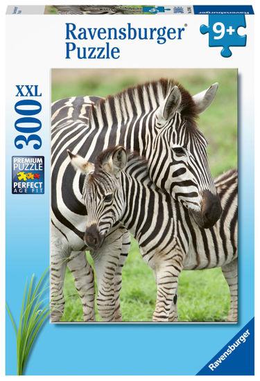 Obrázek z Puzzle Oblíbené zebry 300 dílků