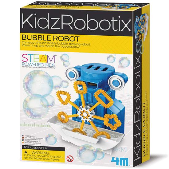 Obrázek z KidzLabs Robot na bublinky