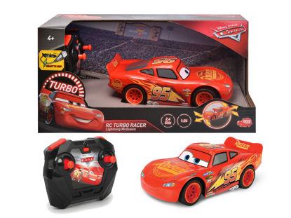 Obrázek RC Cars 3 Blesk McQueen Turbo Racer 1:24, 17cm, 2kan
