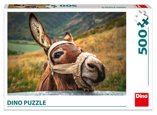 Obrázek z OSLÍK 500 Puzzle