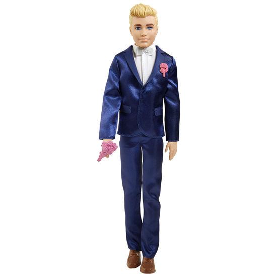 Obrázek z Barbie Ken ŽENICH