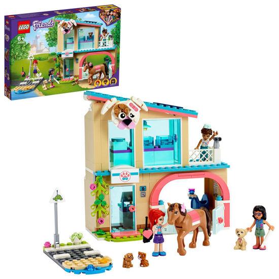 Obrázek z LEGO Friends 41446 Veterinární klinika v městečku Heartlake