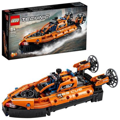 Obrázek LEGO Technic 42120 Záchranné vznášedlo
