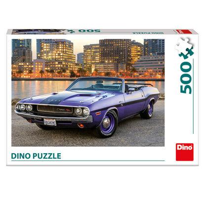 Obrázek AUTO DODGE 500 Puzzle