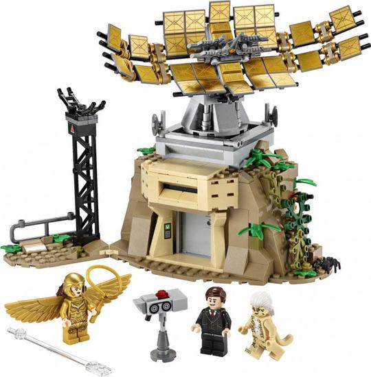 Obrázek z LEGO 76157 Wonder Woman™ vs Cheetah™