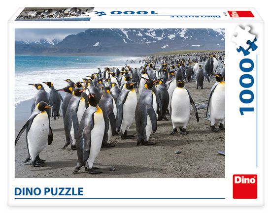 Obrázek z TUČŇÁCI 1000 Puzzle