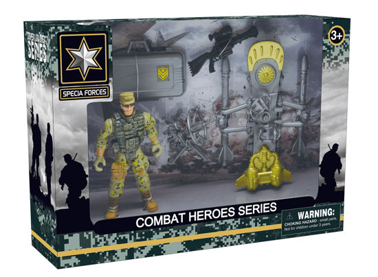Obrázek z Combat Hero - pilot kluzáku