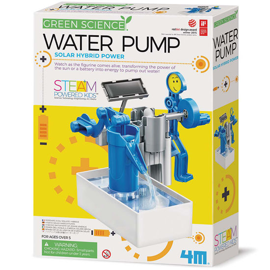 Obrázek z KidzLabs Vodní pumpa
