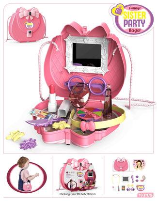 Obrázek Beauty set - dětská kabelka