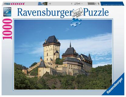 Obrázek Česká kolekce puzzle Karlštejn 1000 dílků