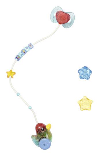 Obrázek z BABY born Interaktivní kouzelný dudlík Narozeninová edice