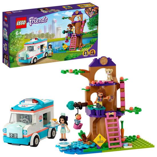 Obrázek z LEGO Friends 41445 Veterinární sanitka