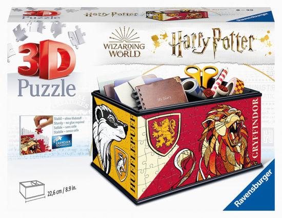Obrázek z Úložná krabice Harry Potter 216 dílků