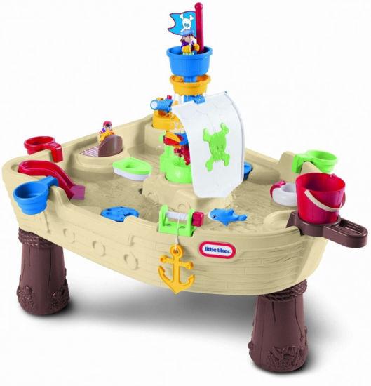 Obrázek z Vodní stůl - pirátská loď