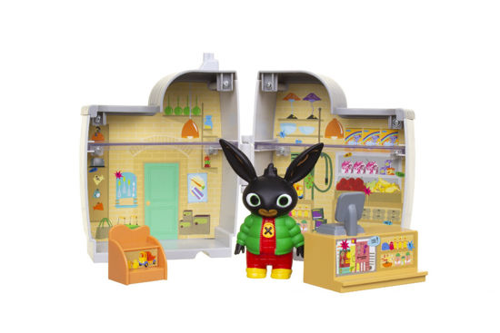Obrázek z Bing domeček hrací sada