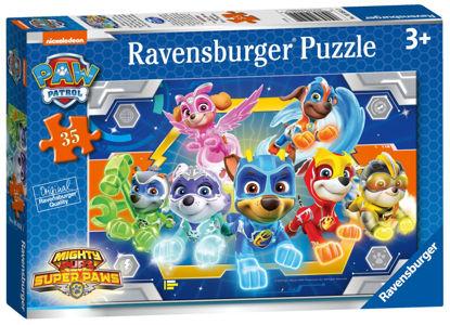Obrázek Puzzle Tlapková patrola - Všichni přátelé 35 dílků