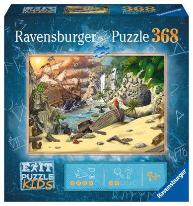 Obrázek Exit KIDS Puzzle: Piráti 368 dílků