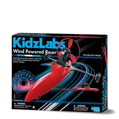 Obrázek KidzLabs Závodník na větrný pohon