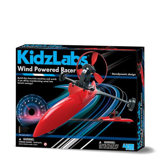 Obrázek z KidzLabs Závodník na větrný pohon