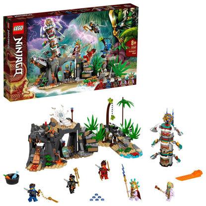 Obrázek LEGO Ninjago 71747 Vesnice strážců