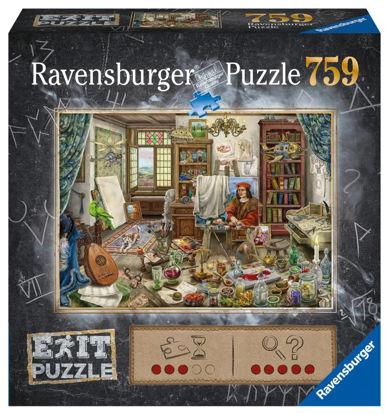 Obrázek Exit Puzzle: Umělecké studio 759 dílků