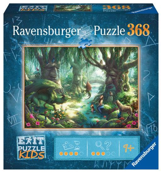 Obrázek z Exit KIDS Puzzle: V magickém lese 368 dílků