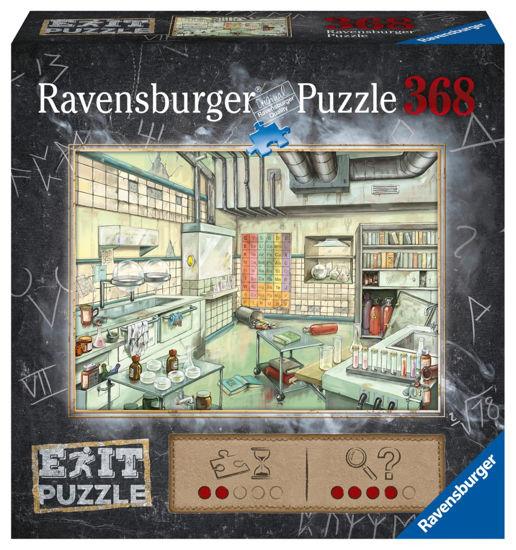 Obrázek z Exit Puzzle: Laboratoř 368 dílků
