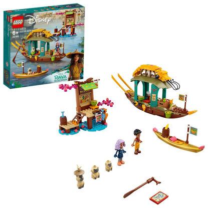 Obrázek LEGO Disney Princess 43185 Boun a loď